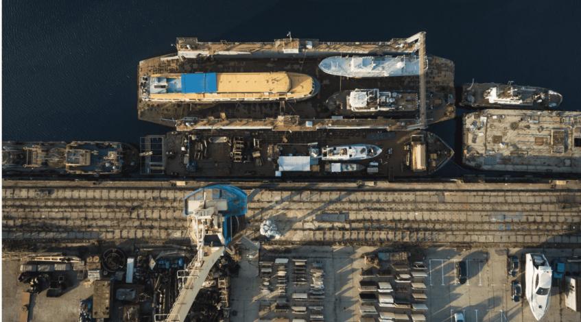 Industrial Helical Pier