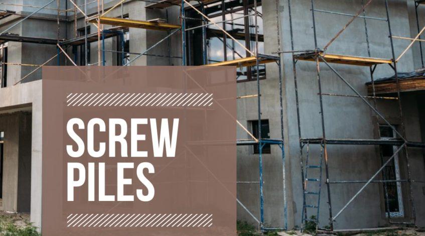 buy screw piles