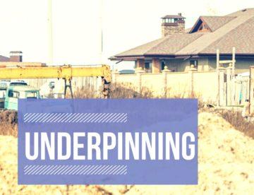 buy underpinning