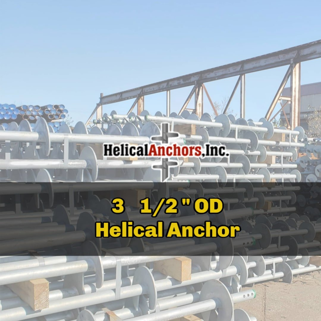 3 1/2 OD Helical Anchor