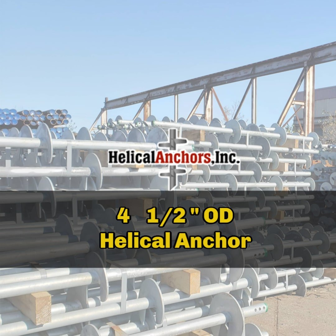 4 1/2 OD Helical Anchor
