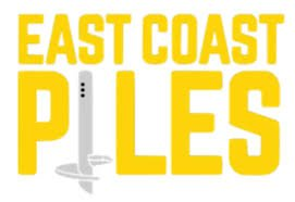 east coast piles helical anchor installer