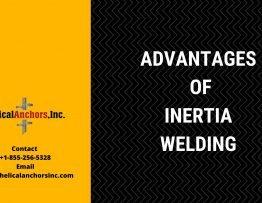 Advantages of Inertia Welding