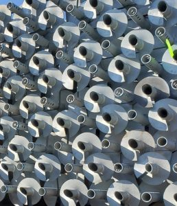 helical piers manufacturing