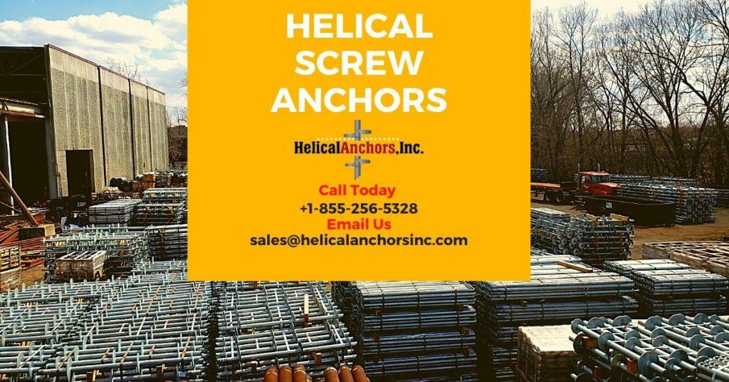 screw anchors